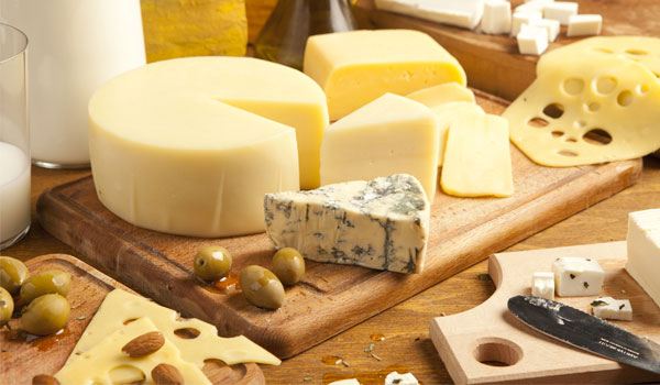 Cheese - How to Keep Your Bone Strong and Healthy