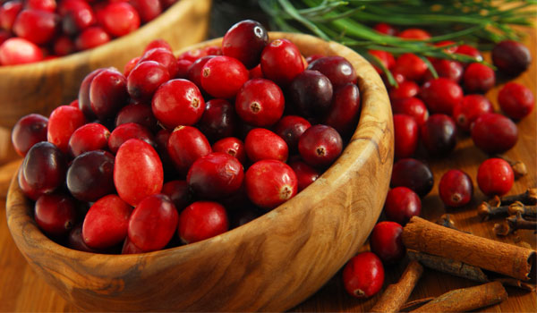 Cranberry - Home Remedies for Vomiting