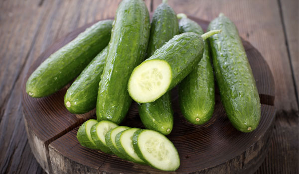 Cucumeber keeps the body hydrated - Cucumber - A Great Superfood