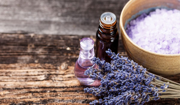 Lavender Oil - Home Remedies for Athlete's Foot