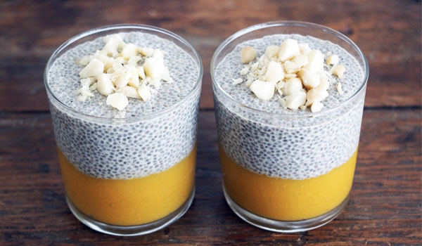 Chia can give you an energy boost - 7 Health Benefits of Chia Seeds