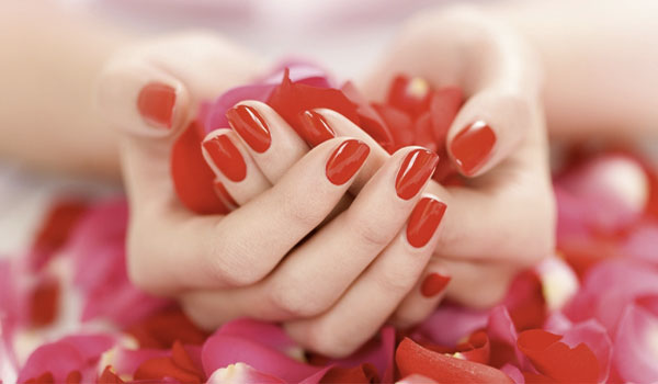 Manicure - How to Stop Nail Biting