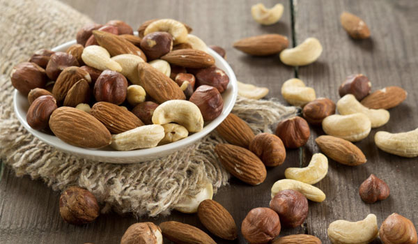 Nuts - How to Reduce Triglyceride Levels