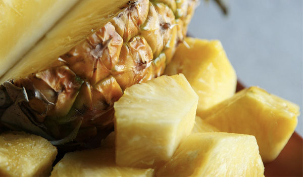 Pineapples boost immunity - Top Health Benefits of Pineapple