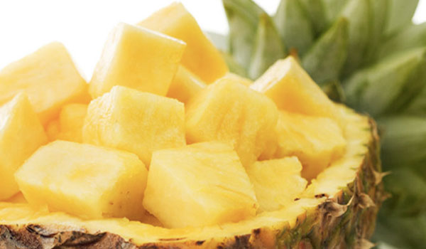 Pineapples improve blood circulation - Top Health Benefits of Pineapple