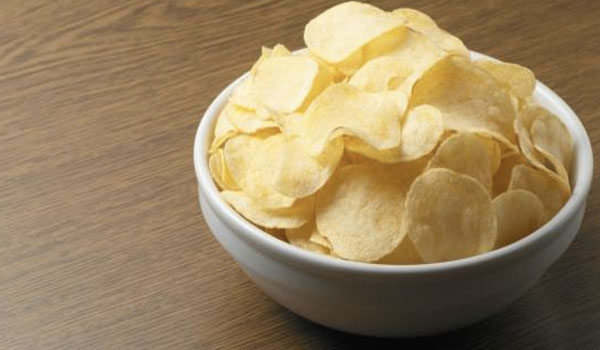 Potato chips - Home Remedies for Morning Sickness