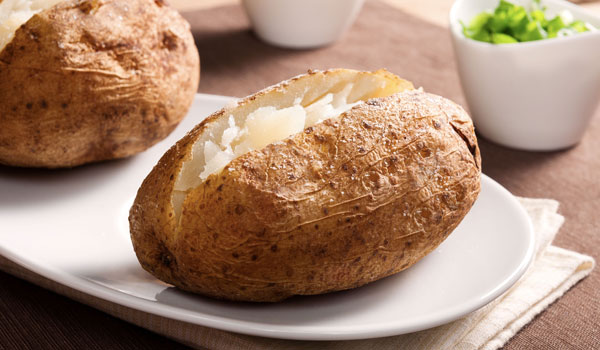 Potatoes reduce high blood pressure - Health Benefits of Potatoes