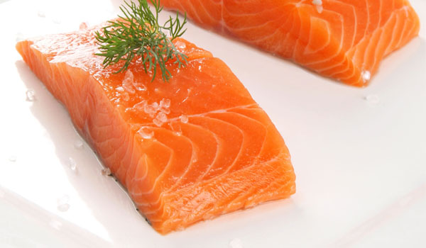 Salmon - Home Remedies for Asthma