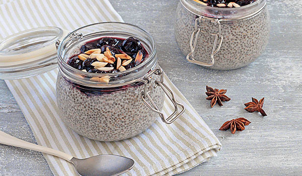 Chia strengthens the bone - 7 Health Benefits of Chia Seeds