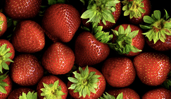 Strawberries - How to Reduce Triglyceride Levels
