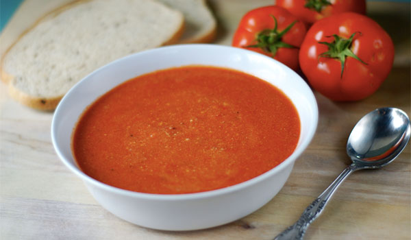 Tomato soup - Top 10 Superfoods for Weight Loss