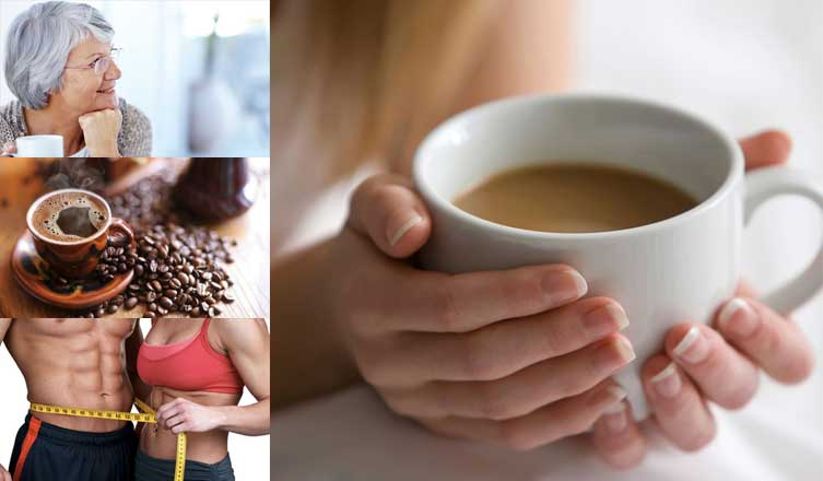 Top Surprising Health Benefits of Coffee