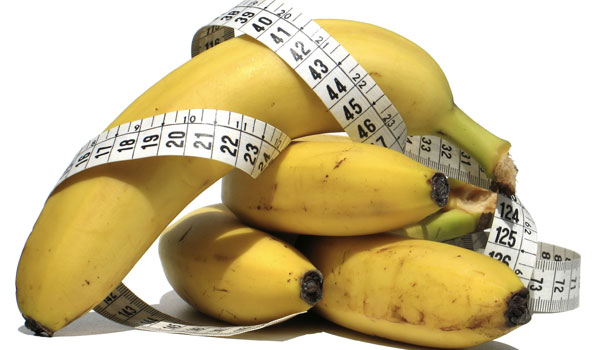 Weight Loss - Health Benefits of Bananas