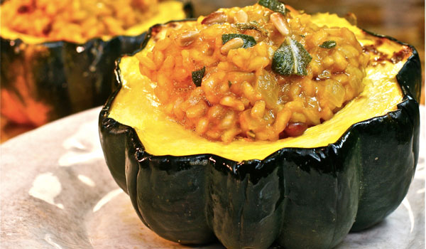 Acorn Squash - Top Superfoods for The Brain