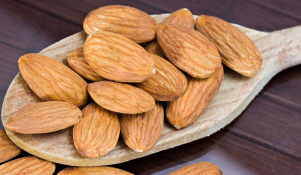Almond - Home Remedies for Angina