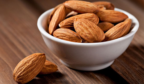 Almond - Home Remedies for Panic Attacks