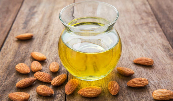 Almond Oil - Home Remedies for Dark Elbows