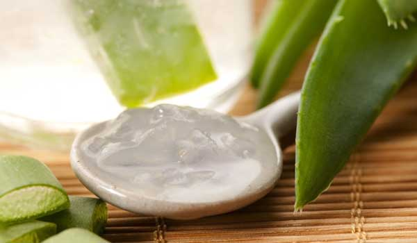 AloeVera-Gel - How To Get Rid Of Peeling Fingertips