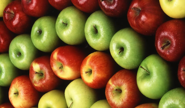 Apple - Home Remedies for Osteoporosis