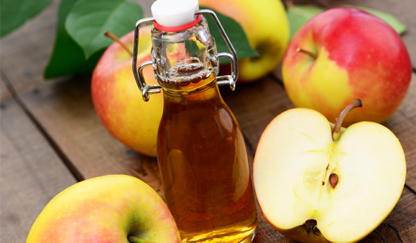 Apple Cider Vinegar - Home Remedies for Mange Mites in Dogs