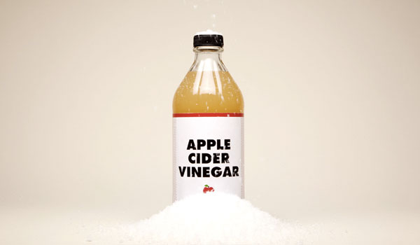 Apple Cider Vinegar - Home Remedies for Corns