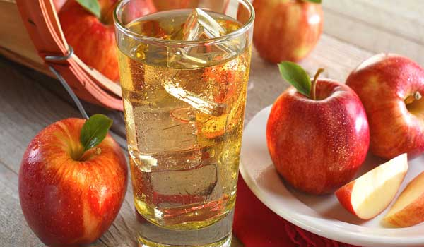 Apple-Juice - Home Remedies for Stone in Kidney