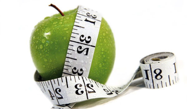Apples help weight loss - Great Health Benefits of Apples