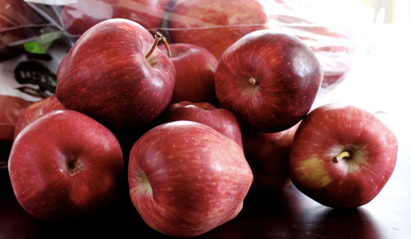 Apples reduce anemia - Great Health Benefits of Apples