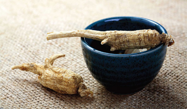 Asian Ginseng - Home Remedies to Improve Memory
