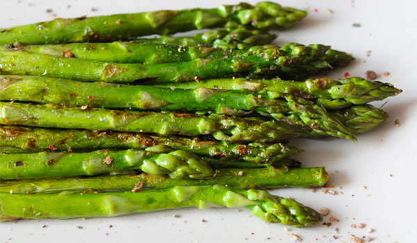 Asparagus - Home Remedies for Foot Tendonitis