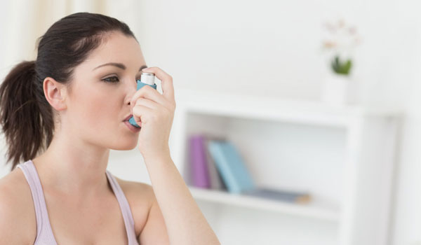 Asthma - Health Benefits of Grapes