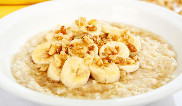 Banana and Oatmeal - How To Get Rid Of Unwanted Hair
