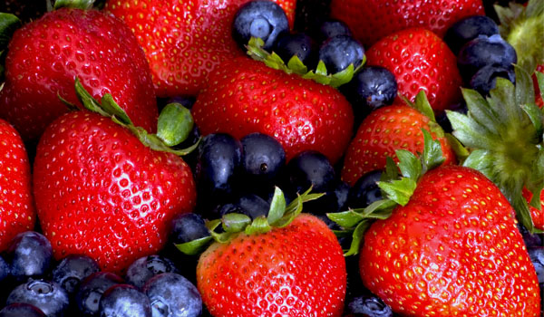 Berries - How To Lower Your Cortisol