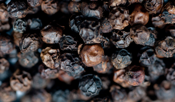 Black Pepper - How To Get Rid Of Saliva