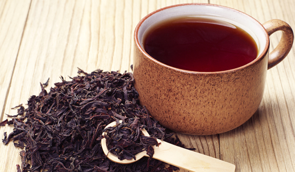 Black Tea - Home Remedies for Excessive Sweating