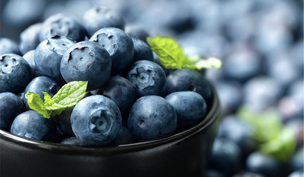 Blueberries - Top Natural Foods to Prevent Cancer