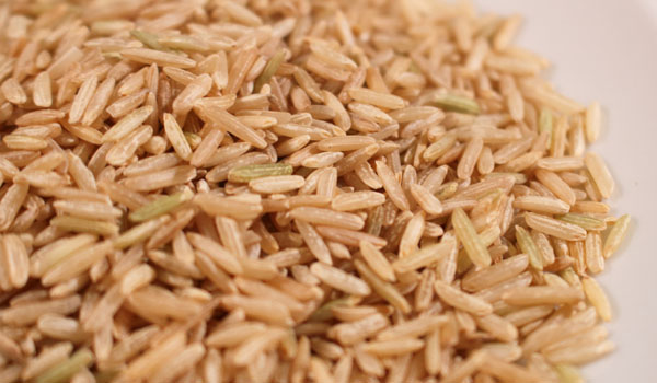 Brown-Rice - Home Remedies for Period Pains