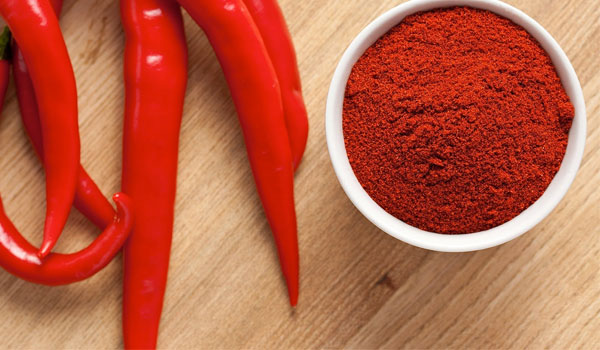 Cayenne Pepper - Home Remedies for Knee Pain