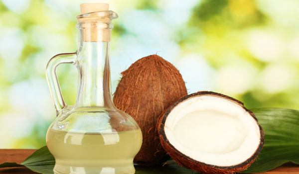 Coconut Oil - Home Remedies for Excessive Sweating