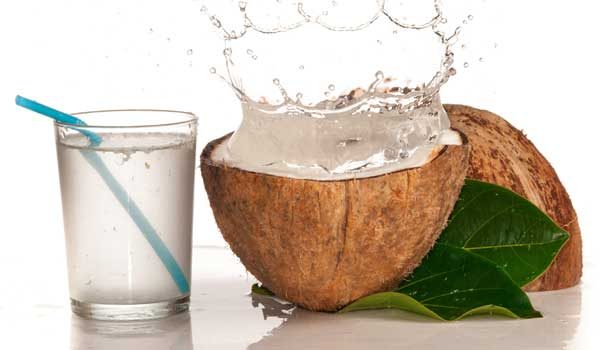 Coconut-Water - How To Prevent Heat Stroke