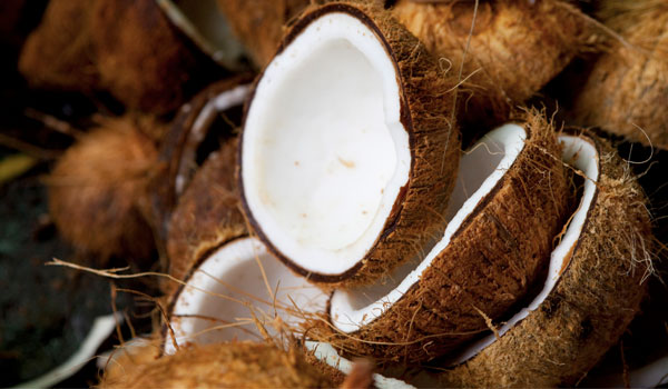 Coconut - Home Remedies for High Blood Pressure