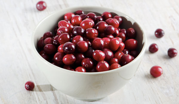 Cranberry - Home Remedies for Candida