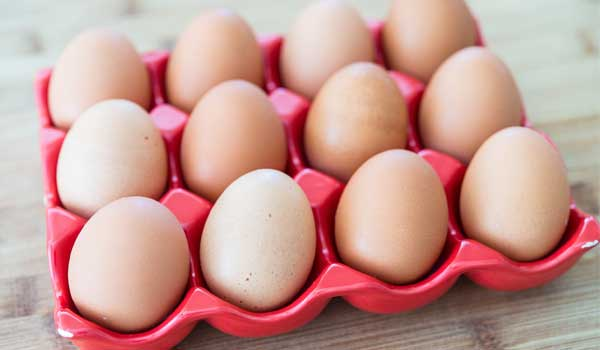 Nails - Health Benefits of Eggs