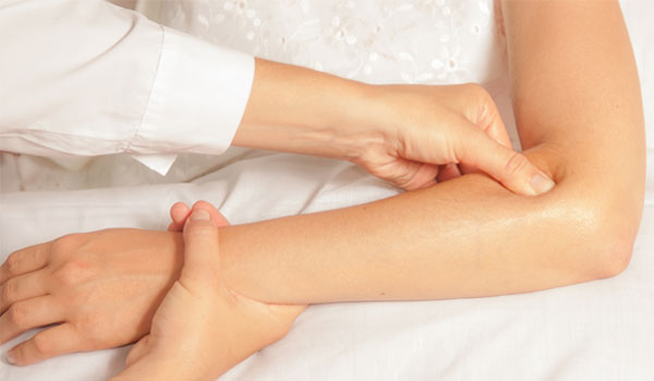 Elbow Massage - Home Remedies for Tennis Elbow