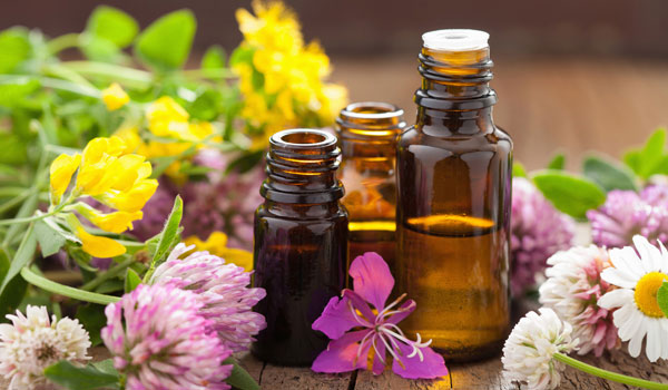 Essential Oils - Home Remedies for Back Ache