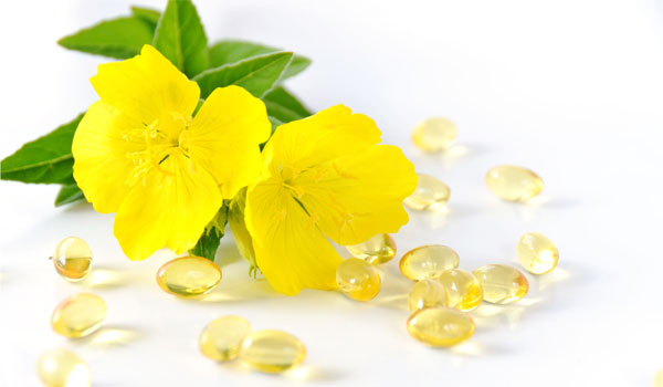 Evening Primrose Oil - Home Remedies for Premenstrual Syndrome