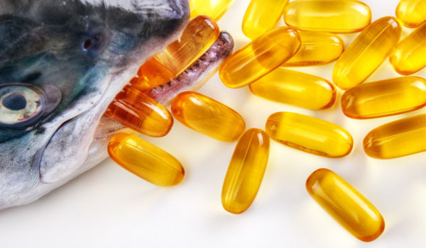 Fish Oil - How To Lower Your Cortisol