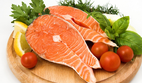 Fish - Home Remedies for Hot Flashes