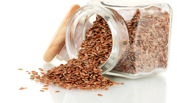 Flaxseeds - Home Remedies for Eczema