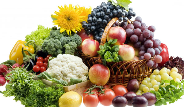 Fruits and Vegetables - Home Remedies to Reduce High Creatinine Levels